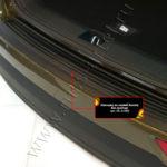 Накладка на задний бампер KIA Sportage 2016 NK-155802