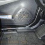 Комплект №2-Накладки на ковролин KART для Renault Kaptur 2016-/ Каптюр /арт.829-1