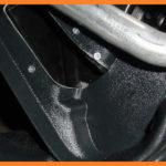 Дефлектор печки Теплые ноги Лада Ларгус с 2012 арт.829-21