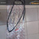 Уплотнитель лобового стекла KIA Hyundai Молдинг резиновый 861301H001