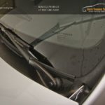 Накладка Жабо в проем дворников (Без Скотча) Renault Duster 2011-2018 | Nissan Terrano (Артформ)/арт.847