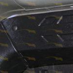 Накладка на перегородку багажника Лада Веста | LADA Vesta с 2016 г.в. (1шт) арт.848