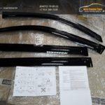 NLDSTOLCR0732 NOVLINE Дефлекторы окон 4 door TOYOTA LAND CRUISER 200/