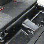 Накладки на ковролин (ABS) Lada Granta 2011