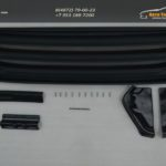 Тюнинг Решётка радиатора «КАРТ» для HYUNDAI CRETA (Хенде Крета) 2016,2017,2018,2019,2020- / арт.855